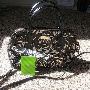 Kate Spade Rose Rachelle handbag NWOT
